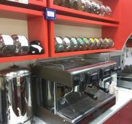 Counter servings for professional coffee machines