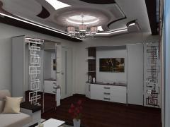 Дизайн проект интерьера от дизайн студии Романа Москаленко