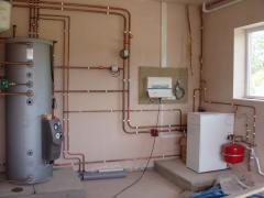 Монтаж опалювальних систем і устаткування